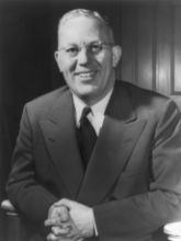 Earl Warren Smilling